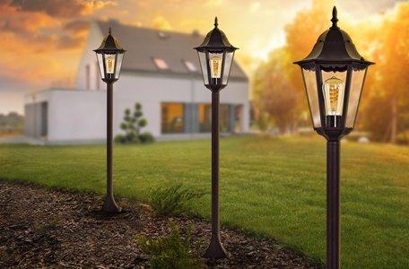 Oświetlenie ścieżek ogrodowych