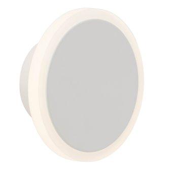 AEG Mala Lampa ścienna LED Biały, 1-punktowy