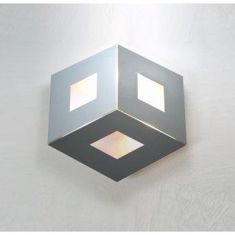 Bopp-Leuchten BOX BASIC Lampa Sufitowa LED Kolorowy, Aluminium, 3-punktowe