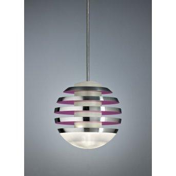 Tecnolumen Bulo Lampa wisząca LED Fioletowy, 1-punktowy