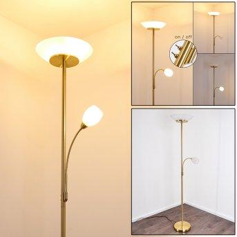 Gismaro Lampa Stojąca Złoty, 3-punktowe