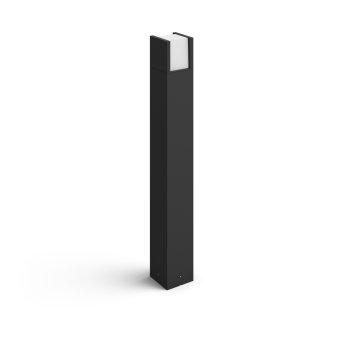 Philips Hue White Fuzo Oświetlenie ścieżek LED Czarny, 1-punktowy