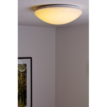 Globo KIRSTEN lampa sufitowa LED Biały, 1-punktowy