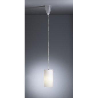 Tecnolumen HLWS 4 Lampa wisząca Nikiel matowy, 1-punktowy