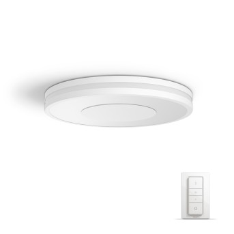 Philips Hue Ambiance White Being Lampa Sufitowa LED Biały, 1-punktowy, Zdalne sterowanie