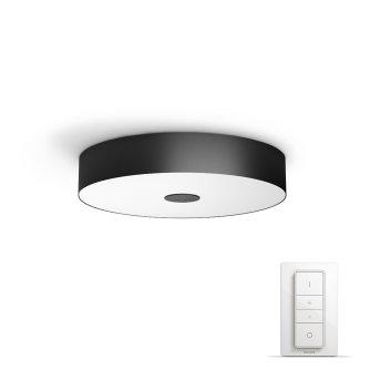 Philips Hue Ambiance White Fair Lampa Sufitowa LED Czarny, 1-punktowy, Zdalne sterowanie