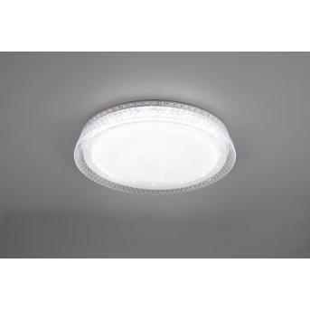 Reality Thea Lampa Sufitowa LED Biały, 2-punktowe