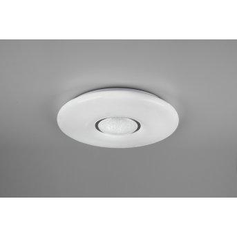 Reality Lia Lampa Sufitowa LED Biały, 1-punktowy, Zmieniacz kolorów