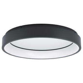 Eglo MARGHERA Lampa Sufitowa LED Czarny, 1-punktowy, Zmieniacz kolorów