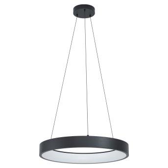 Eglo MARGHERA Lampa Wisząca LED Czarny, 1-punktowy, Zmieniacz kolorów