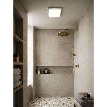 Nordlux OJA Lampa Sufitowa LED Chrom, 1-punktowy