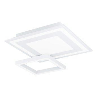 Eglo SAVATARILA Lampa Sufitowa LED Biały, 1-punktowy, Zmieniacz kolorów