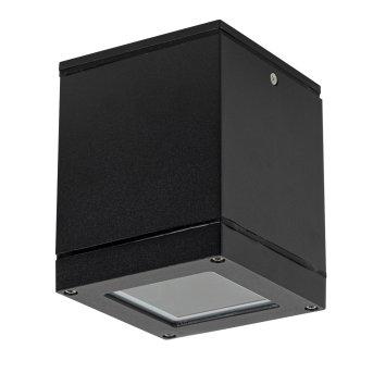 KS Verlichting Sigma Lampa Sufitowa zewnętrzna Czarny, Biały, 1-punktowy