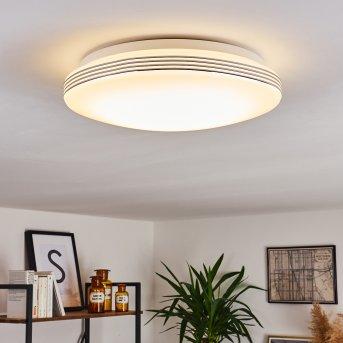 Niebla Lampa Sufitowa LED Biały, 1-punktowy
