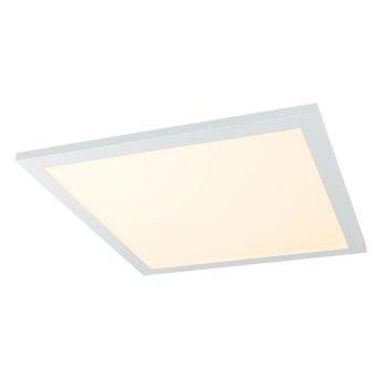 Globo ROSI Lampa Sufitowa LED Biały, 1-punktowy, Zdalne sterowanie, Zmieniacz kolorów