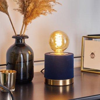 Weruga lampka nocna Niebeieski, Złoty, 1-punktowy