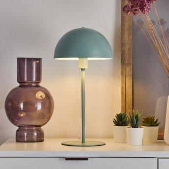 Tom Kings lampka nocna Zielony, Biały, 1-punktowy