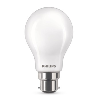 Philips  LED B22d 60 Watt 2700 Kelvin 806 Lumen