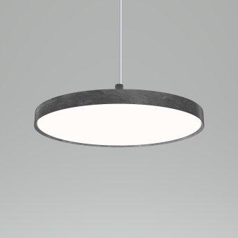 Louis Poulsen Slim Round Lampa Wisząca LED Aluminium, 1-punktowy