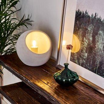Belltal lampka nocna Siwy, 1-punktowy