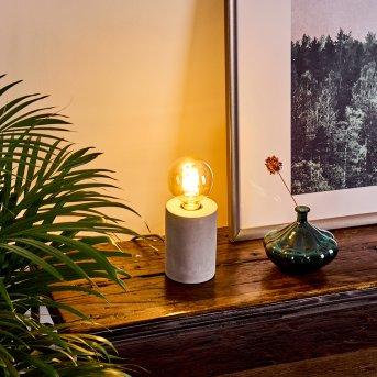 Solano lampka nocna Siwy, 1-punktowy