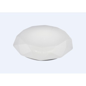 Mantra DIAMANTE SMART Lampa Sufitowa LED Biały, 1-punktowy, Zdalne sterowanie