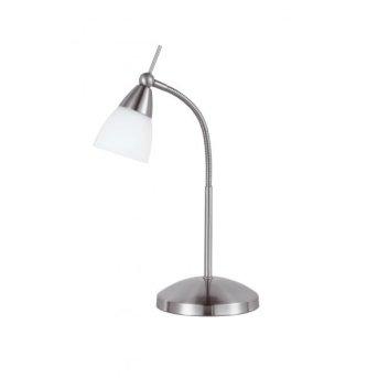 Paul Neuhaus PINO Lampa stołowa Stal nierdzewna, 1-punktowy