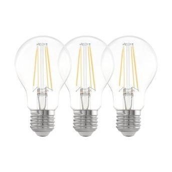 Eglo 3x LED E27 6,5 Wat 2700 Kelwinów 810 Lumenów
