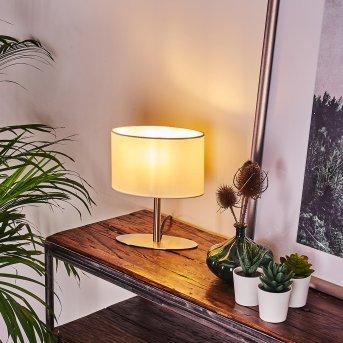 Mavulu lampka nocna Nikiel matowy, 1-punktowy