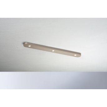 Bopp-Leuchten CLOSE Lampa Sufitowa LED Brązowy, 3-punktowe