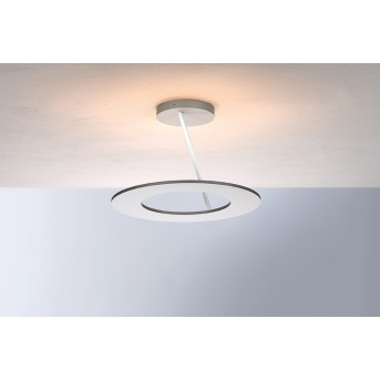 Bopp-Leuchten STELLA Lampa Sufitowa LED Srebrny, Biały, 4-punktowe