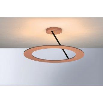Bopp-Leuchten STELLA Lampa Sufitowa LED Czarny, Miedź, 5-punktowe