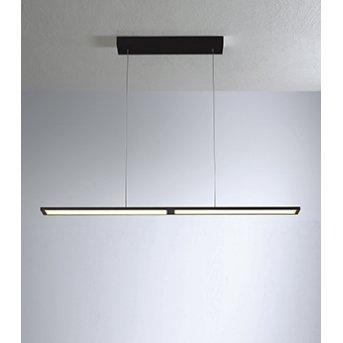Bopp-Leuchten FLY Lampa Wisząca LED Czarny, 1-punktowy