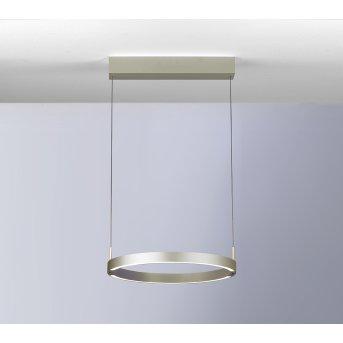 Bopp-Leuchten FLOAT Lampa Wisząca LED Brązowy, 2-punktowe