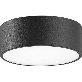 CMD AQUA LINE Lampa Sufitowa zewnętrzna LED Antracytowy, 1-punktowy