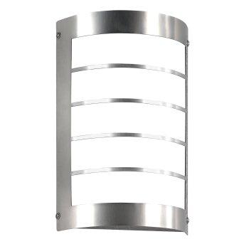 CMD AQUA MARCO Zewnętrzny kinkiet LED Stal nierdzewna, 1-punktowy, Czujnik ruchu