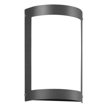 CMD AQUA MARCO Zewnętrzny kinkiet LED Antracytowy, 1-punktowy, Czujnik ruchu