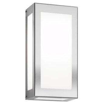 CMD AQUA RAIN Zewnętrzny kinkiet LED Stal nierdzewna, 1-punktowy, Czujnik ruchu