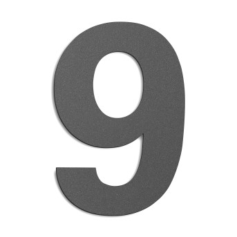 CMD numeru domu Antracytowy