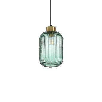 Ideallux MINT-1 Lampa Wisząca Czarny, 1-punktowy