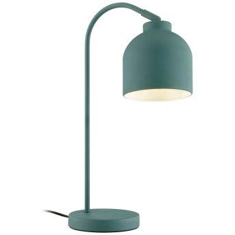 Brillliant Sven lampka nocna Zielony, 1-punktowy