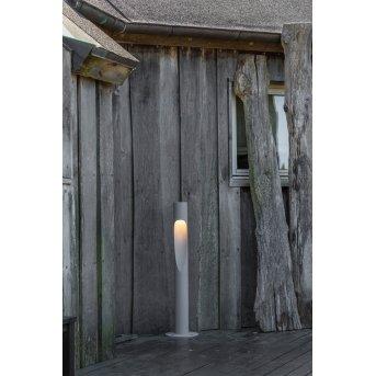 Louis Poulsen Flindt Oświetlenie ścieżek LED Aluminium, 1-punktowy