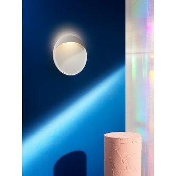 Louis Poulsen Flindt Zewnętrzny kinkiet LED Biały, 1-punktowy