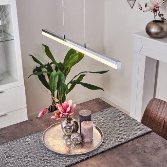Dawson Lampa Wisząca LED Chrom, 1-punktowy
