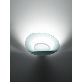 Artemide Pirce Lampa ścienna Biały, 1-punktowy