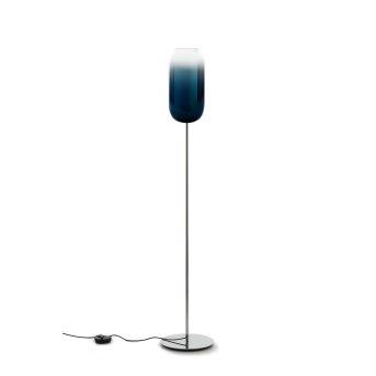 Artemide Gople Lampa Stojąca Aluminium, 1-punktowy