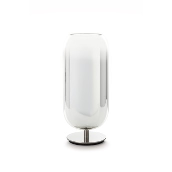 Artemide Gople lampka nocna Aluminium, 1-punktowy