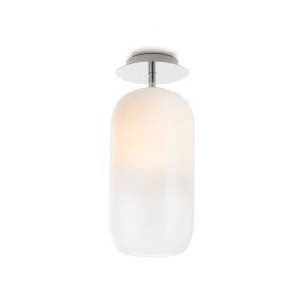 Artemide Gople Lampa Sufitowa Aluminium, 1-punktowy