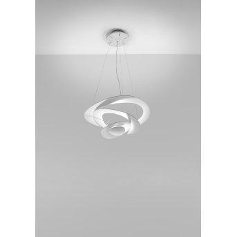 Artemide Pirce Mini Lampa Wisząca Biały, 1-punktowy