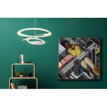 Artemide Pirce Mirco Lampa Wisząca LED Biały, 1-punktowy